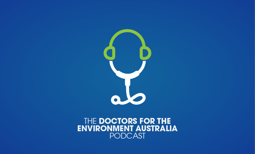 New Podcast Episode: Net Zero Emissions for Australia's healthcare sector with Dr. Eugenie Kayak