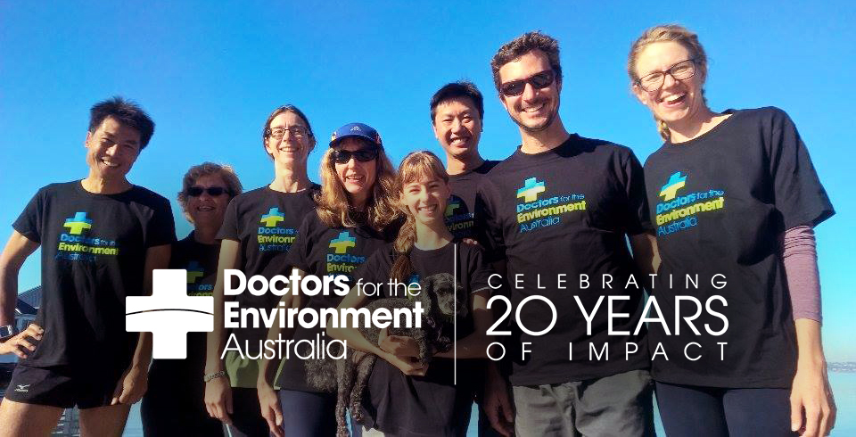 Doctors for the Environment turns 20